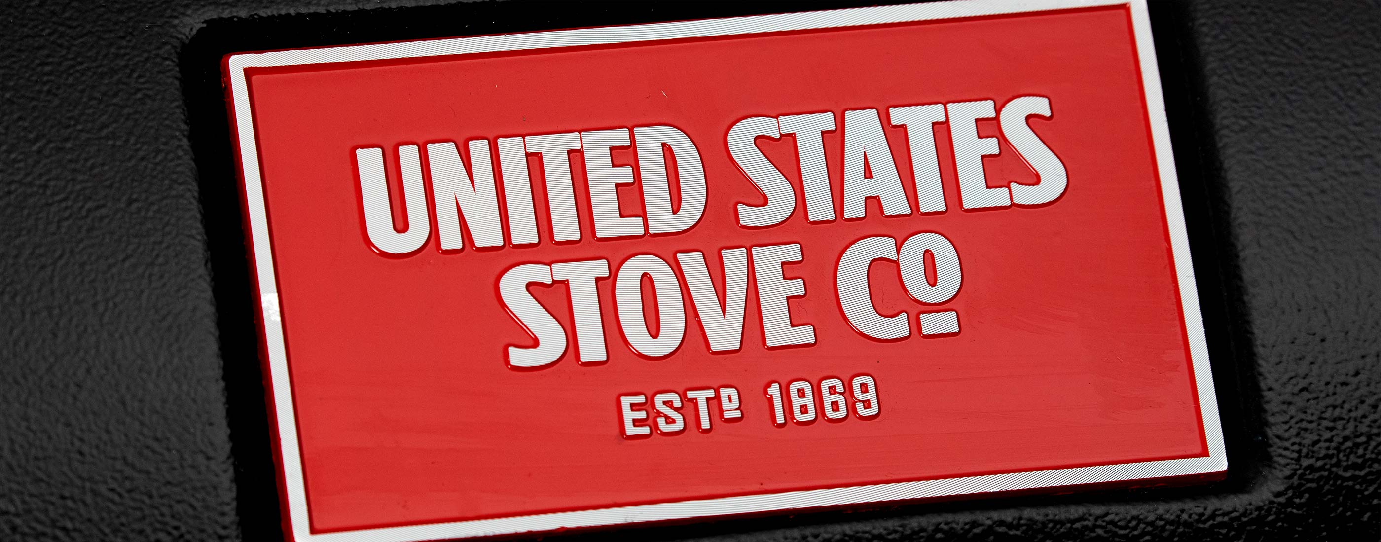Lettering for United States Stove Company